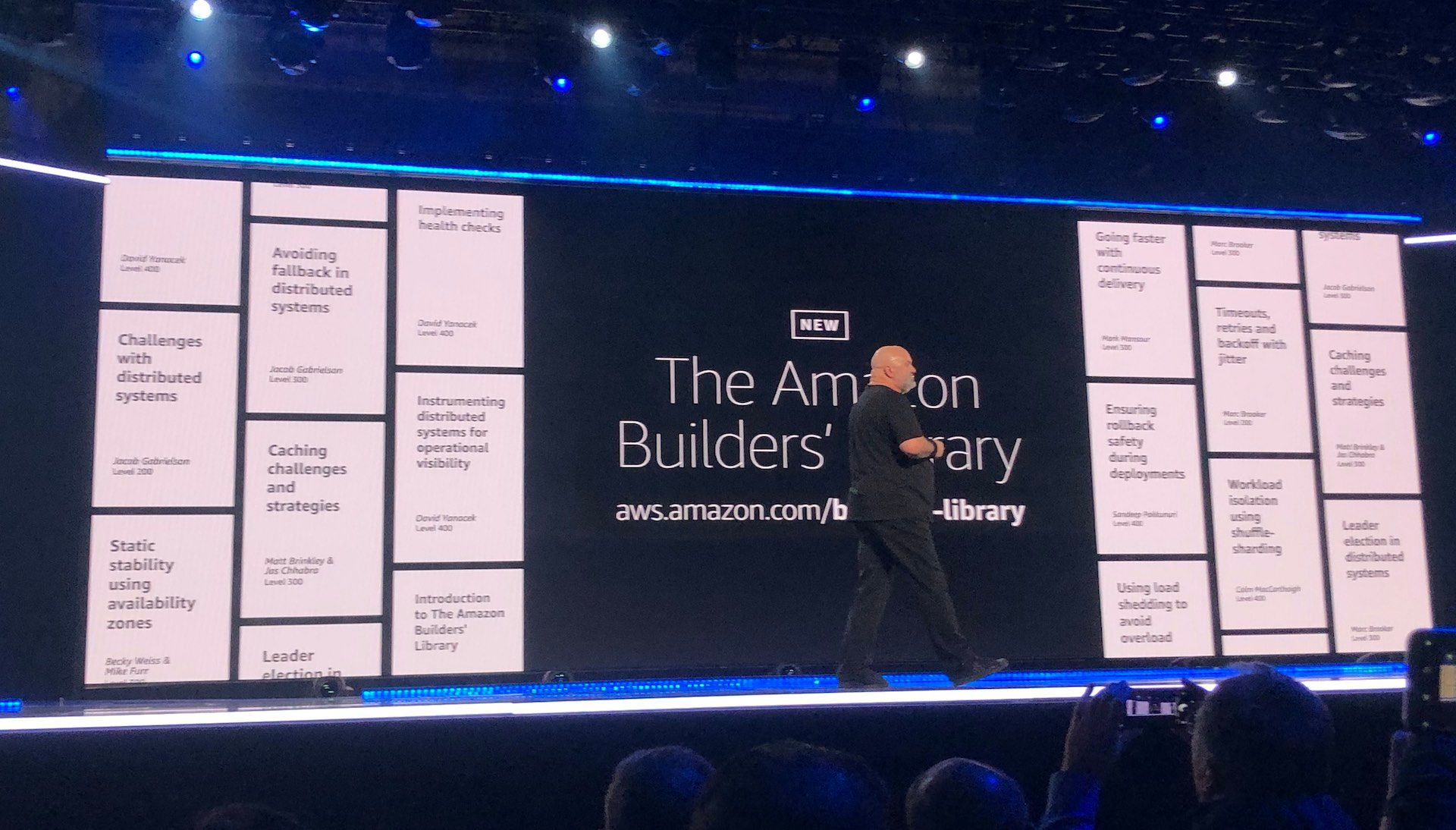 re:Invent Revisited - The Amazon Builders Library