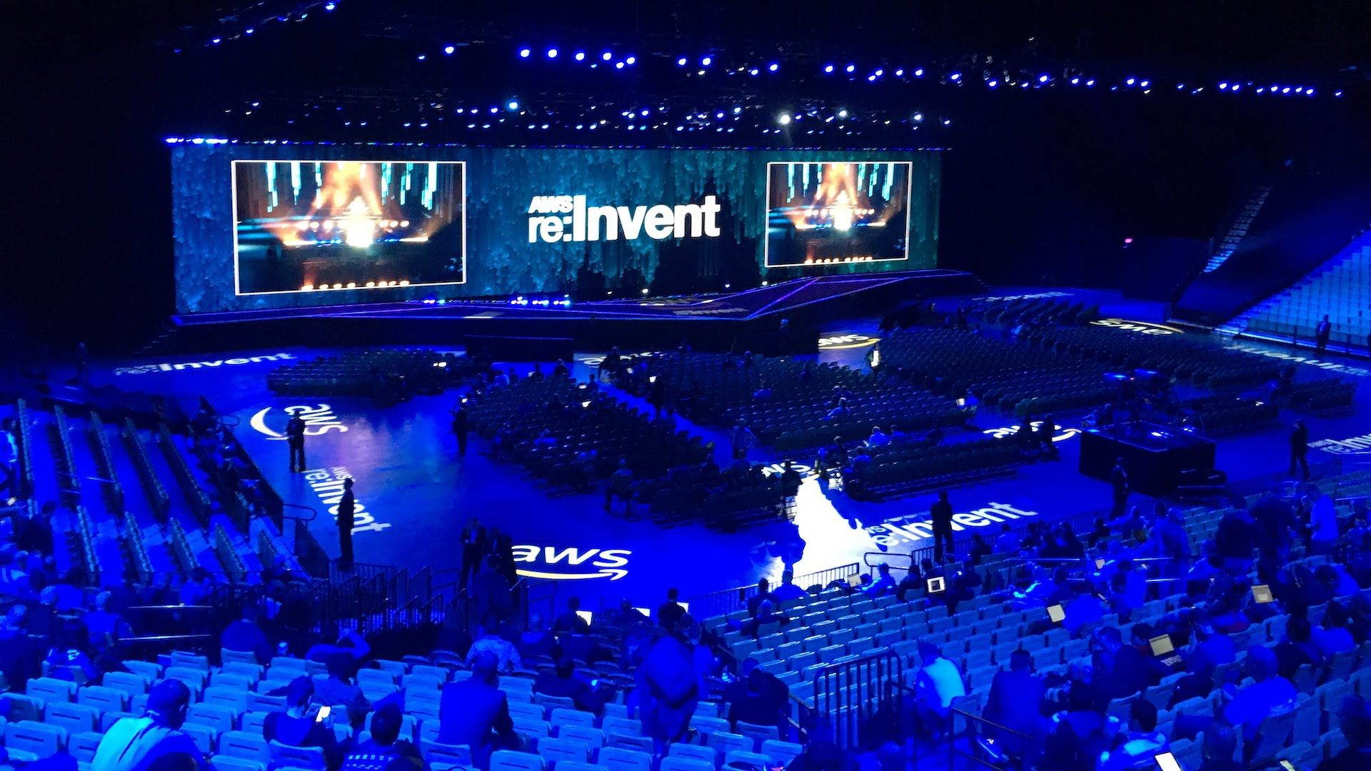 re:Invent Revisited - AWS Fargate